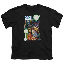Xo Manowar - Big Boys Vintage Xo T-Shirt