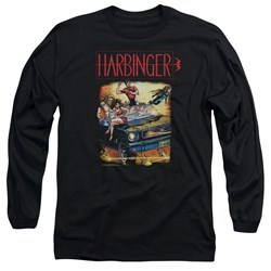 Harbinger - Mens Vintage Harbinger Long Sleeve T-Shirt