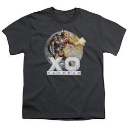 Xo Manowar - Big Boys Vintage Manowar T-Shirt