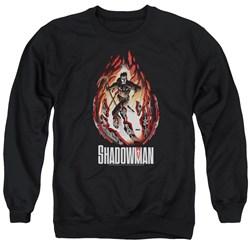 Shadowman - Mens Burst Sweater