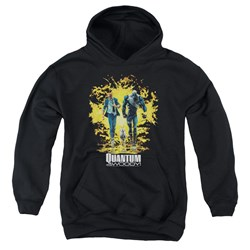 Quantum And Woody - Youth Explosion Pullover Hoodie