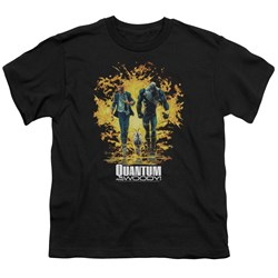 Quantum And Woody - Big Boys Explosion T-Shirt