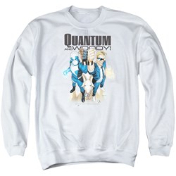 Quantum And Woody - Mens Quantum And Woody Sweater