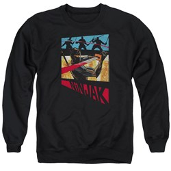 Ninjak - Mens Panel Sweater