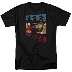 Ninjak - Mens Panel T-Shirt