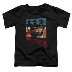 Ninjak - Toddlers Panel T-Shirt