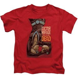 Doctor Mirage - Little Boys Talks To The Dead T-Shirt