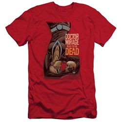 Doctor Mirage - Mens Talks To The Dead Slim Fit T-Shirt