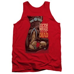 Doctor Mirage - Mens Talks To The Dead Tank Top