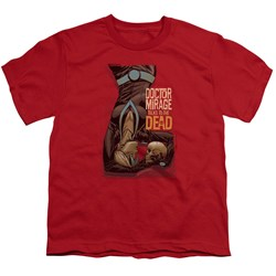 Doctor Mirage - Big Boys Talks To The Dead T-Shirt