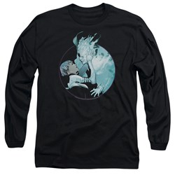 Doctor Mirage - Mens Circle Mirage Long Sleeve T-Shirt