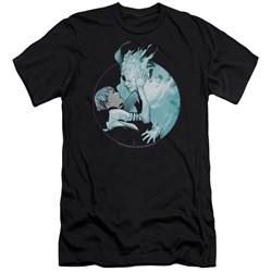 Doctor Mirage - Mens Circle Mirage Slim Fit T-Shirt