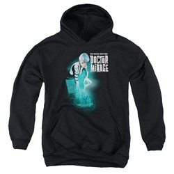 Doctor Mirage - Youth Crossing Over Pullover Hoodie