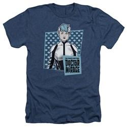 Doctor Mirage - Mens Good Doctor Heather T-Shirt
