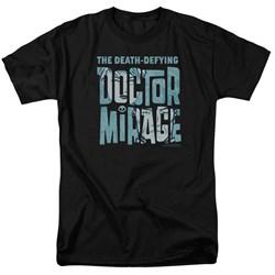 Doctor Mirage - Mens Character Logo T-Shirt