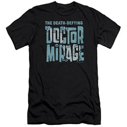 Doctor Mirage - Mens Character Logo Slim Fit T-Shirt