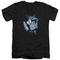 Doctor Mirage - Mens Mirage Burst V-Neck T-Shirt