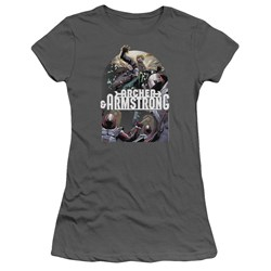 Archer & Armstrong - Womens Dropping In T-Shirt