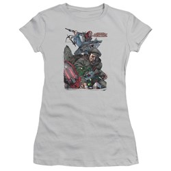 Archer & Armstrong - Womens Bottle Smash T-Shirt