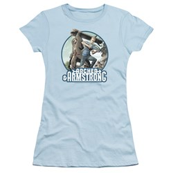 Archer & Armstrong - Womens Trunk And Crossbow T-Shirt