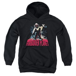 Forbidden Planet - Youth Robby And Woman Pullover Hoodie