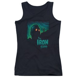 Iron Giant - Juniors Look To The Stars Tank Top