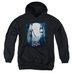 Corpse Bride - Youth Poster Pullover Hoodie