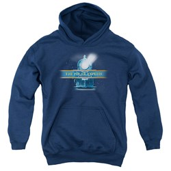 Polar Express - Youth Train Logo Pullover Hoodie