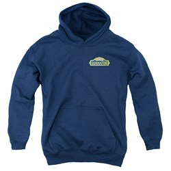 Polar Express - Youth Conductor Pullover Hoodie