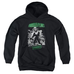 Forbidden Planet - Youth Robot Poster Pullover Hoodie