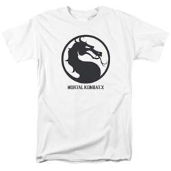 Mortal Kombat - Mens Seal T-Shirt