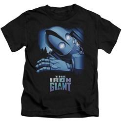 Iron Giant - Little Boys Giant And Hogarth T-Shirt