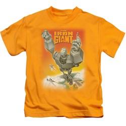 Iron Giant - Little Boys Fly Away T-Shirt