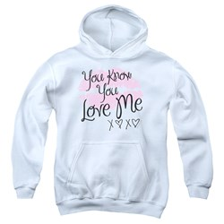 Gossip Girl - Youth You Love Me Pullover Hoodie