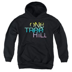 One Tree Hill - Youth Color Blend Logo Pullover Hoodie