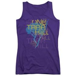 One Tree Hill - Juniors Title Tank Top
