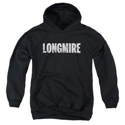 Longmire - Youth Logo Pullover Hoodie