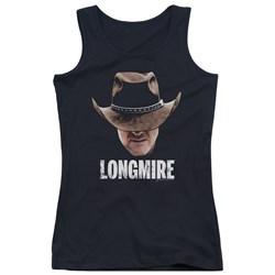 Longmire - Juniors Long Haul Tank Top