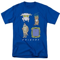 Friends - Mens Sybmols T-Shirt
