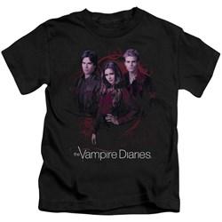 Vampire Diaries - Little Boys Company Of Three T-Shirt