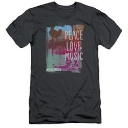 Woodstock - Mens Plm Slim Fit T-Shirt