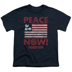 Woodstock - Youth Peace Now T-Shirt