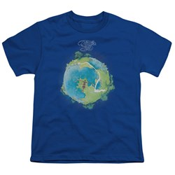 Yes - Big Boys Fragile Cover T-Shirt