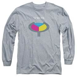 Yes - Mens 90125 Long Sleeve T-Shirt