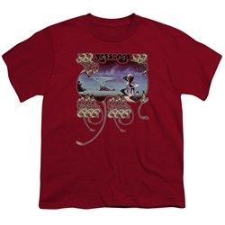 Yes - Youth Yessongs T-Shirt