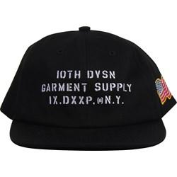 10 Deep - Mens Stenciled Snapback Hat