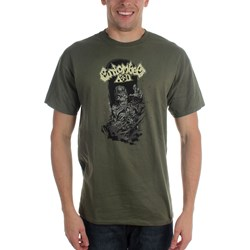 Entombed Ad - Mens 2015 Tour T-Shirt