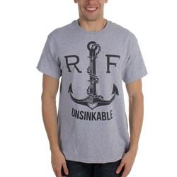 Raised Fist - Mens Unsinkable T-Shirt