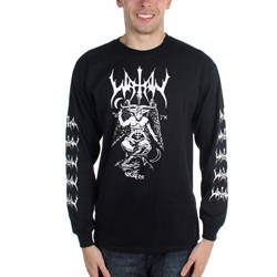 Watain - Mens Baphomet Longsleeve Long Sleeve T-Shirt