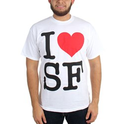 Senses Fail - Mens I Heart SF T-Shirt